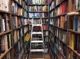 Interior Strand Bookstore, New York City
