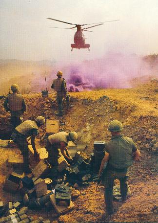 Larry Burrows,  Operation Pegasus,  1968