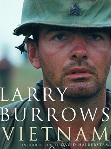 Cover,  Larry Burrows Vietnam , 2002