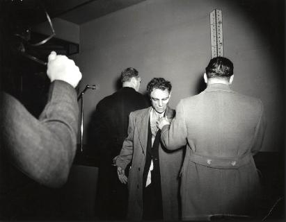 Weegee,  Cop Killer , 1939