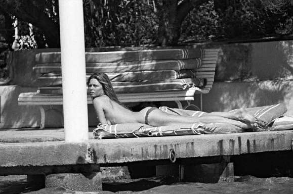 Daniel Angelli,  Brigitte Bardot,  1969