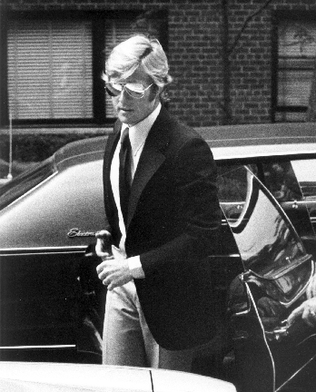 Ron Galella,  Robert Redford  1974