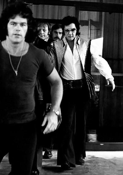 Ron Galella,  Elvis Presley,  1974