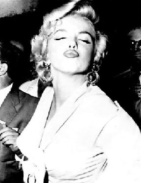 Weegee,  Marilyn Monroe , 1960