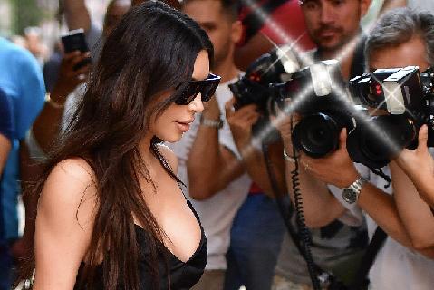 Anonymous photographer,  Kim Kardashian , 2016