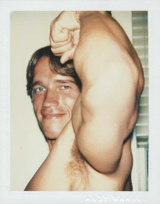 Andy Warhol,  Arnold Schwarzenegger , 1977