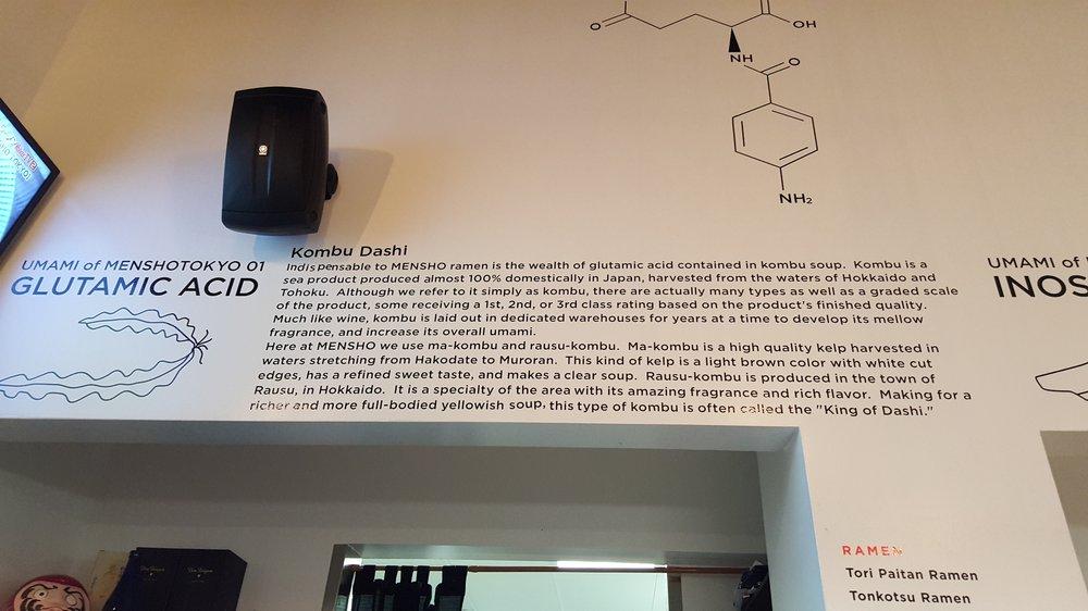 Ramen science