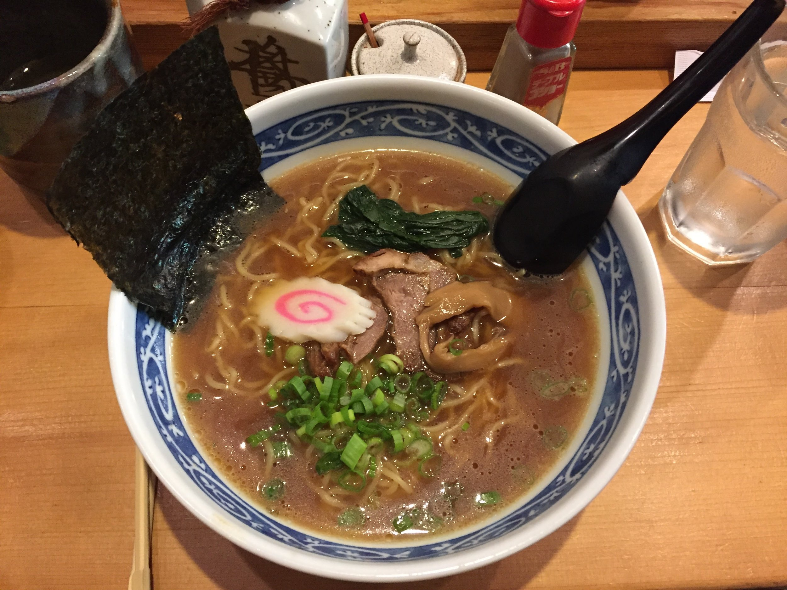 Shoyu Ramen - Tsukushinbo - Seattle, WA