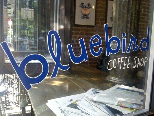 BLUEBIRD COFFEE- New York CIty