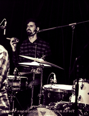 Brooke Russell and The Mean Reds & Cat Canteri single launch @ The Gasometer, 19 April 2015-38.jpg
