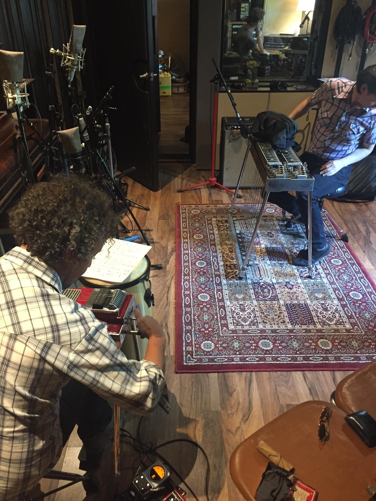 Union St Studios - Ben Franz & Shane Reilly