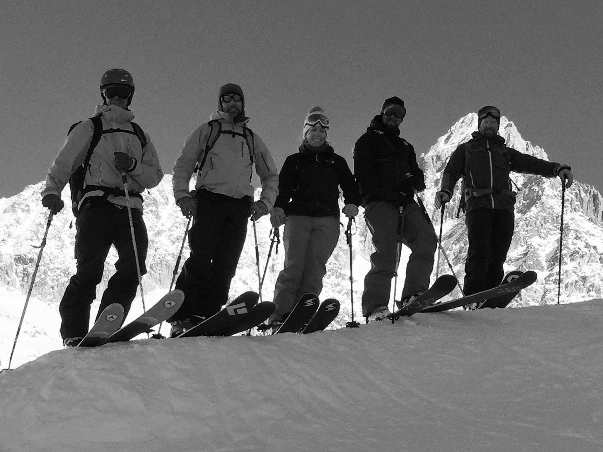 Ski Gang