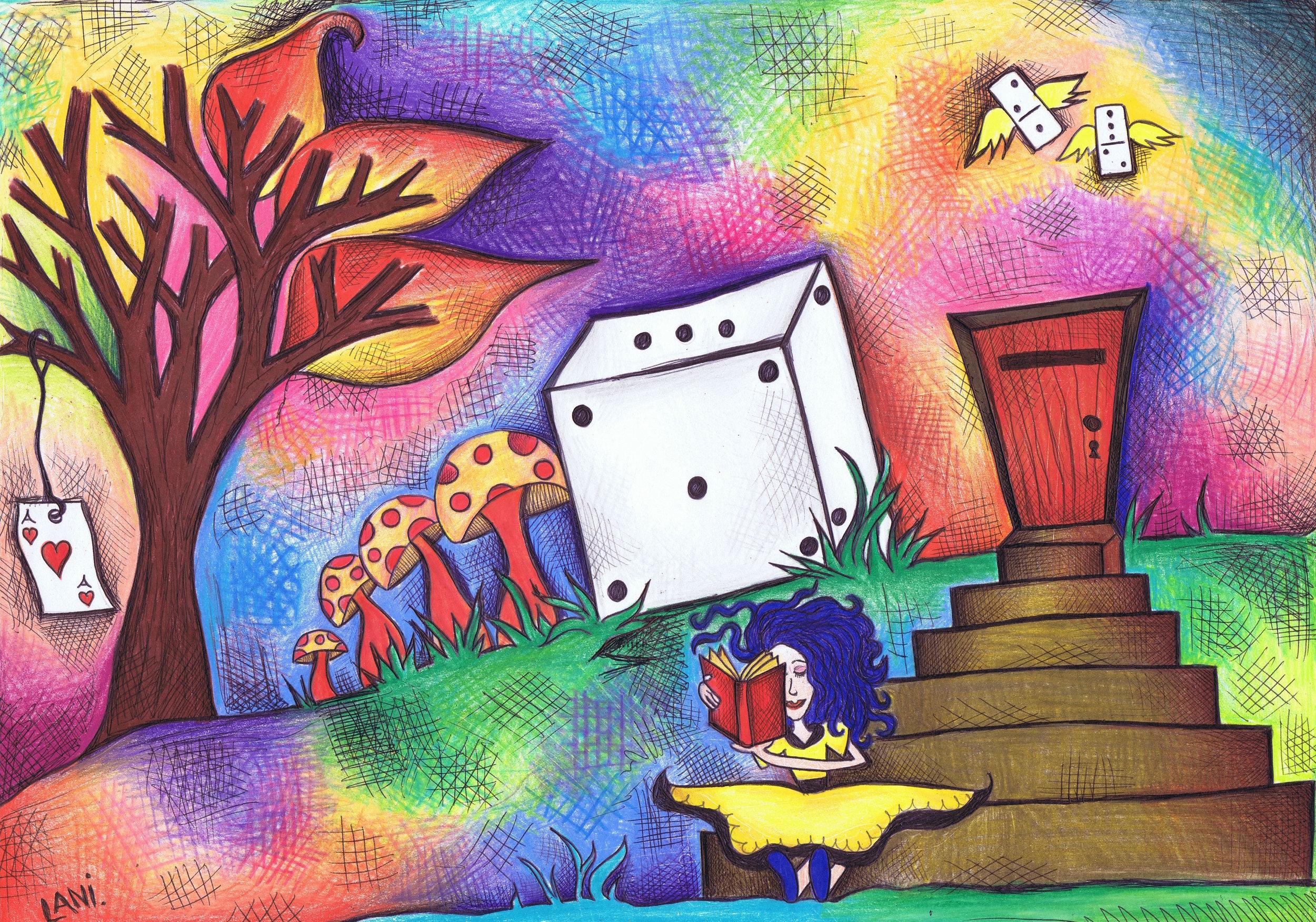 Alana In Wonderland