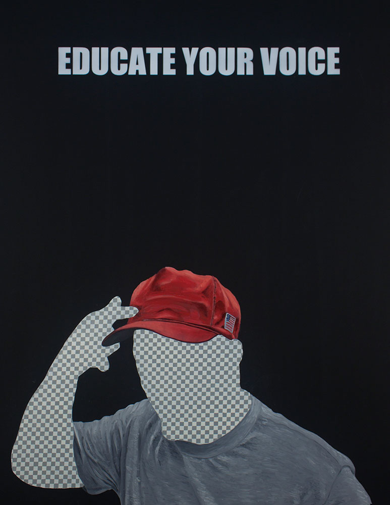 $2000 - 'Educate Your Voice'