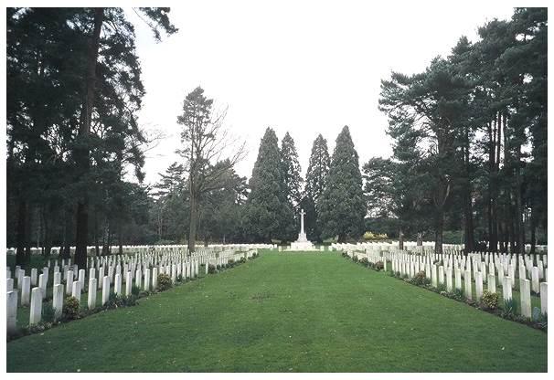 Brookwood war graves