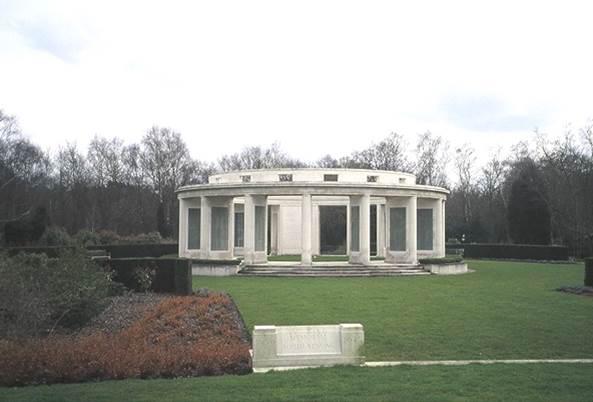Brookwood Commonwealth Memorial