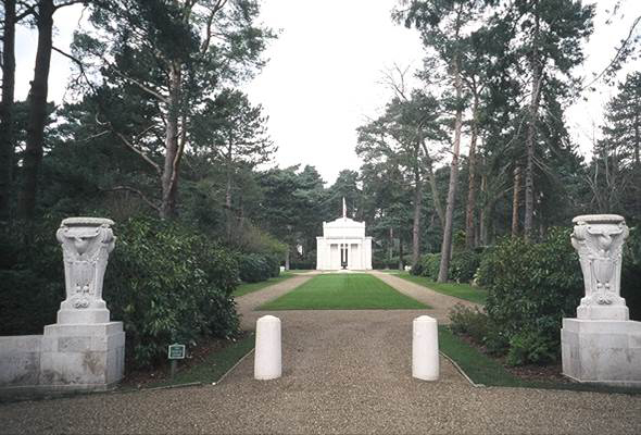 Brookwood American Military cemetery