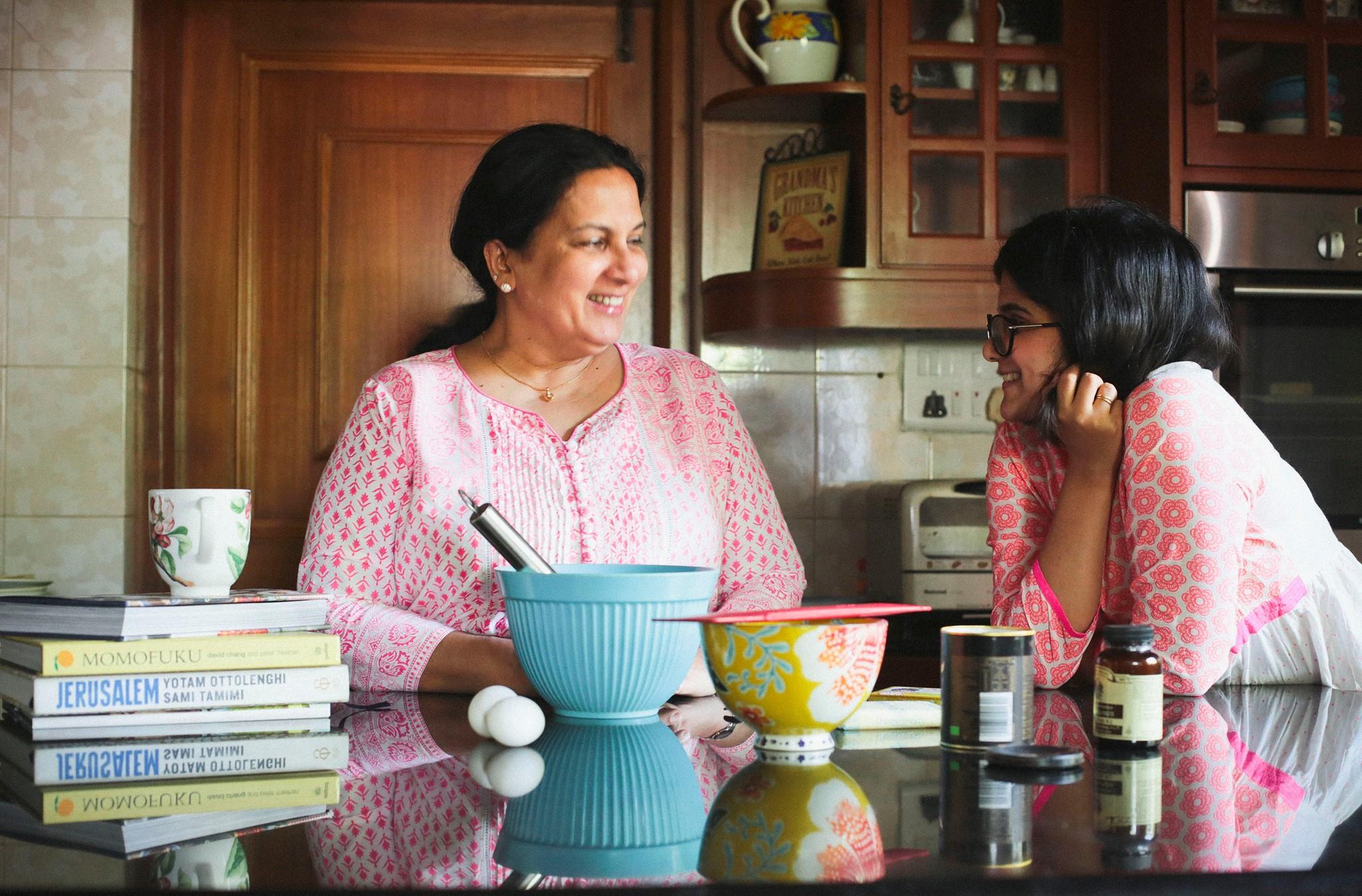 Kathija Hashim & Aysha Tanya | The Malabar Tea Room