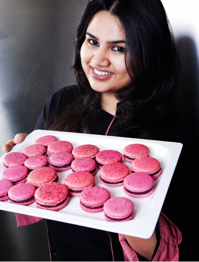 Pooja Dhingra, Pastry chef & entrepreneur, Le 15 Patisserie, Mumbai