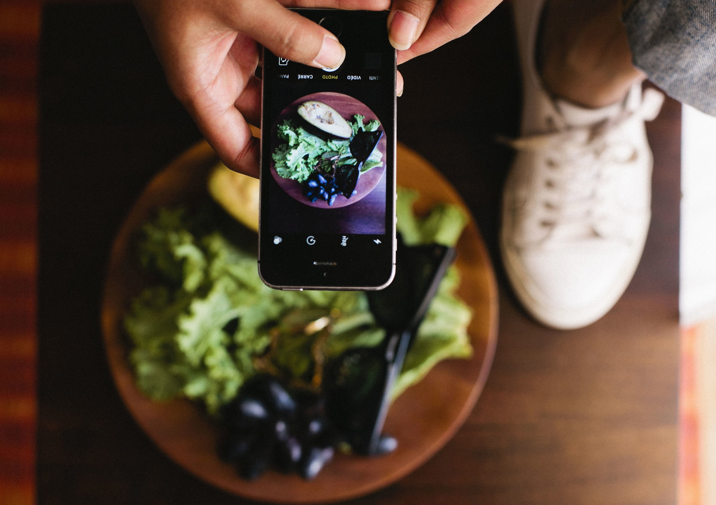 Instagram for food & fashion | The parallel worlds of food & fashion