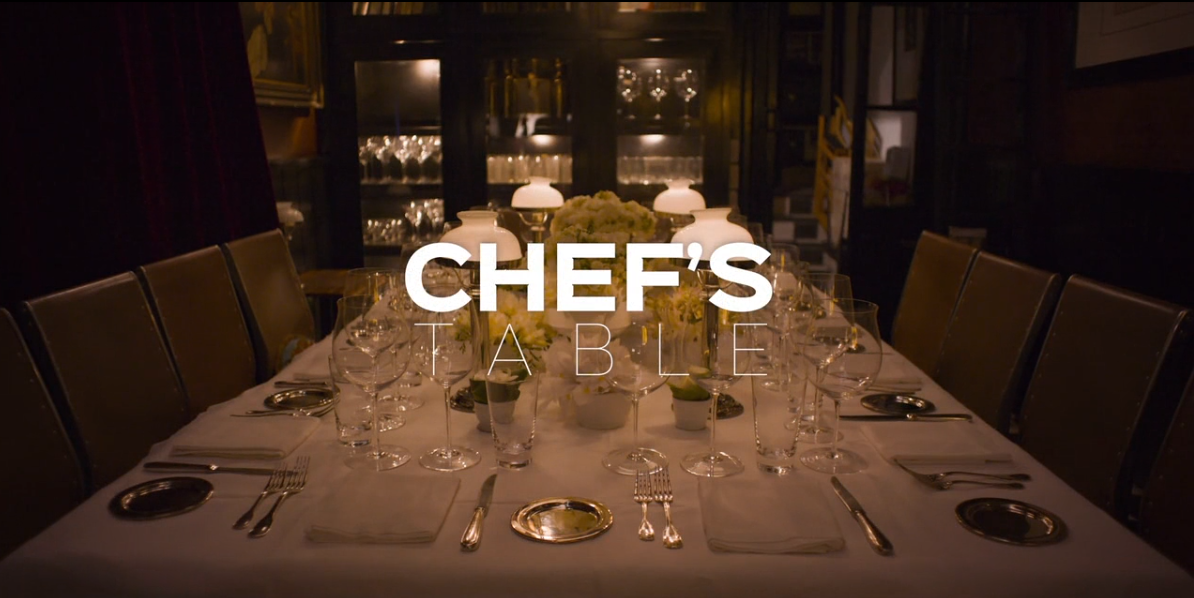 Best food stories from 2016 | Chef's Table Netflix