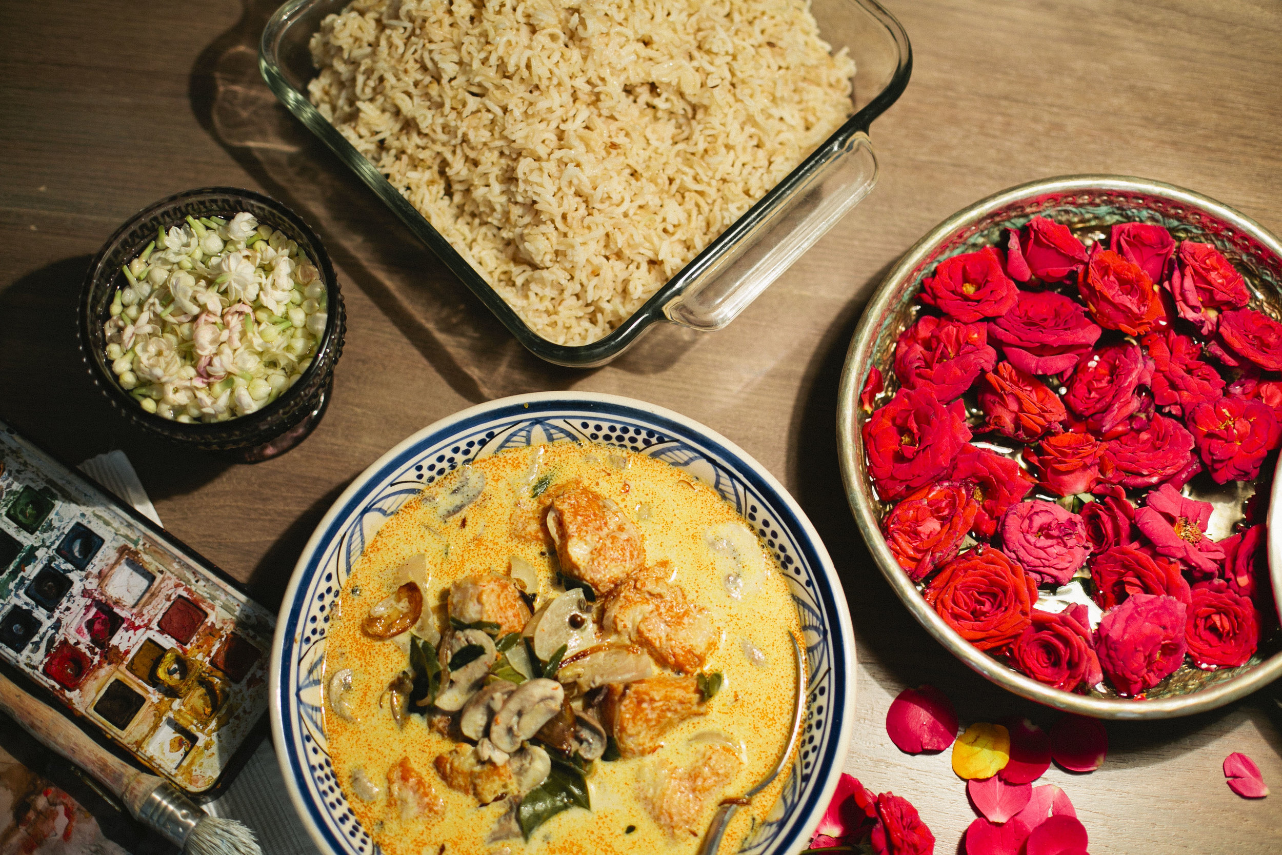 Shilo Suleman and Avijit Michael make fish stew | #1000Kitchens