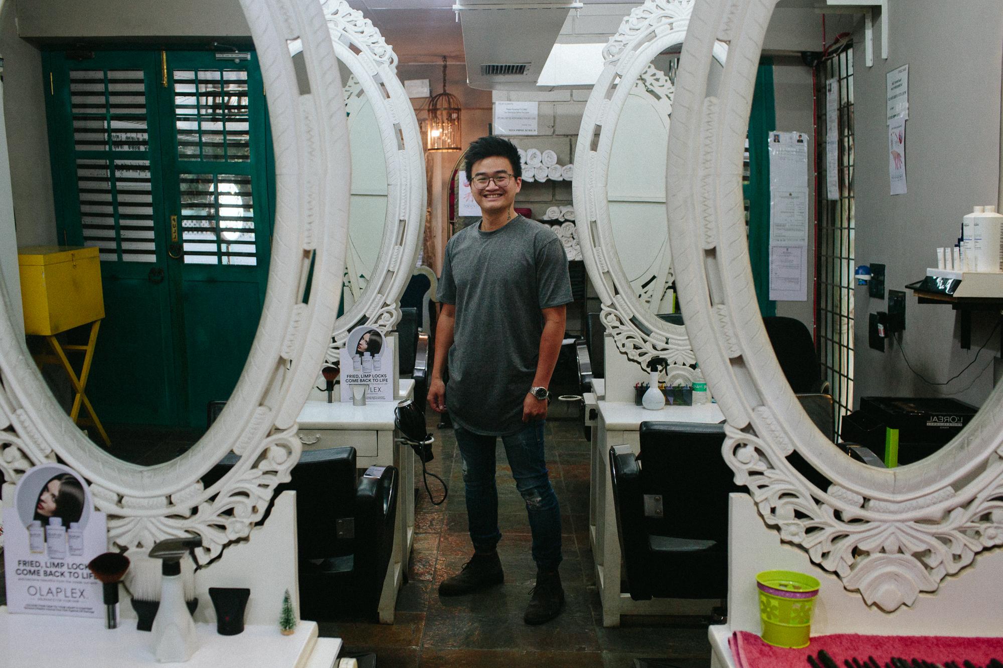 Danny Liao, Rock, Paper, Scissors | Goya Journal, Mark Swaroop, Soup
