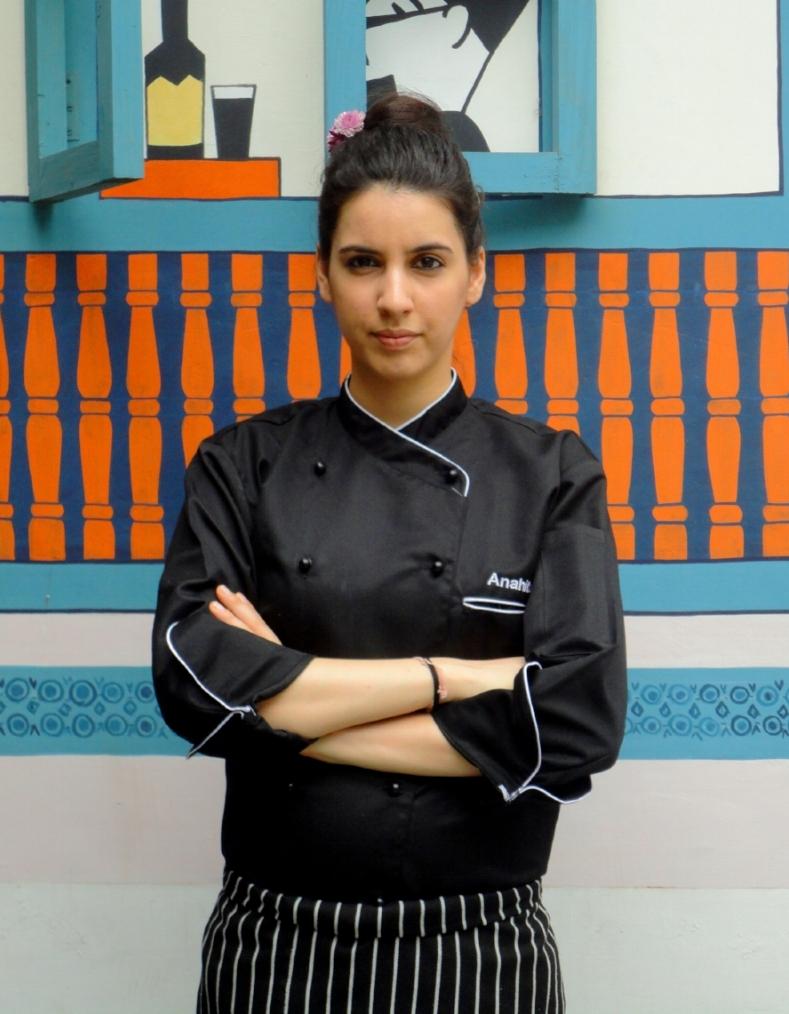 Chefs' secrets | Anahita Dhondy, Sodabottleopenerwala