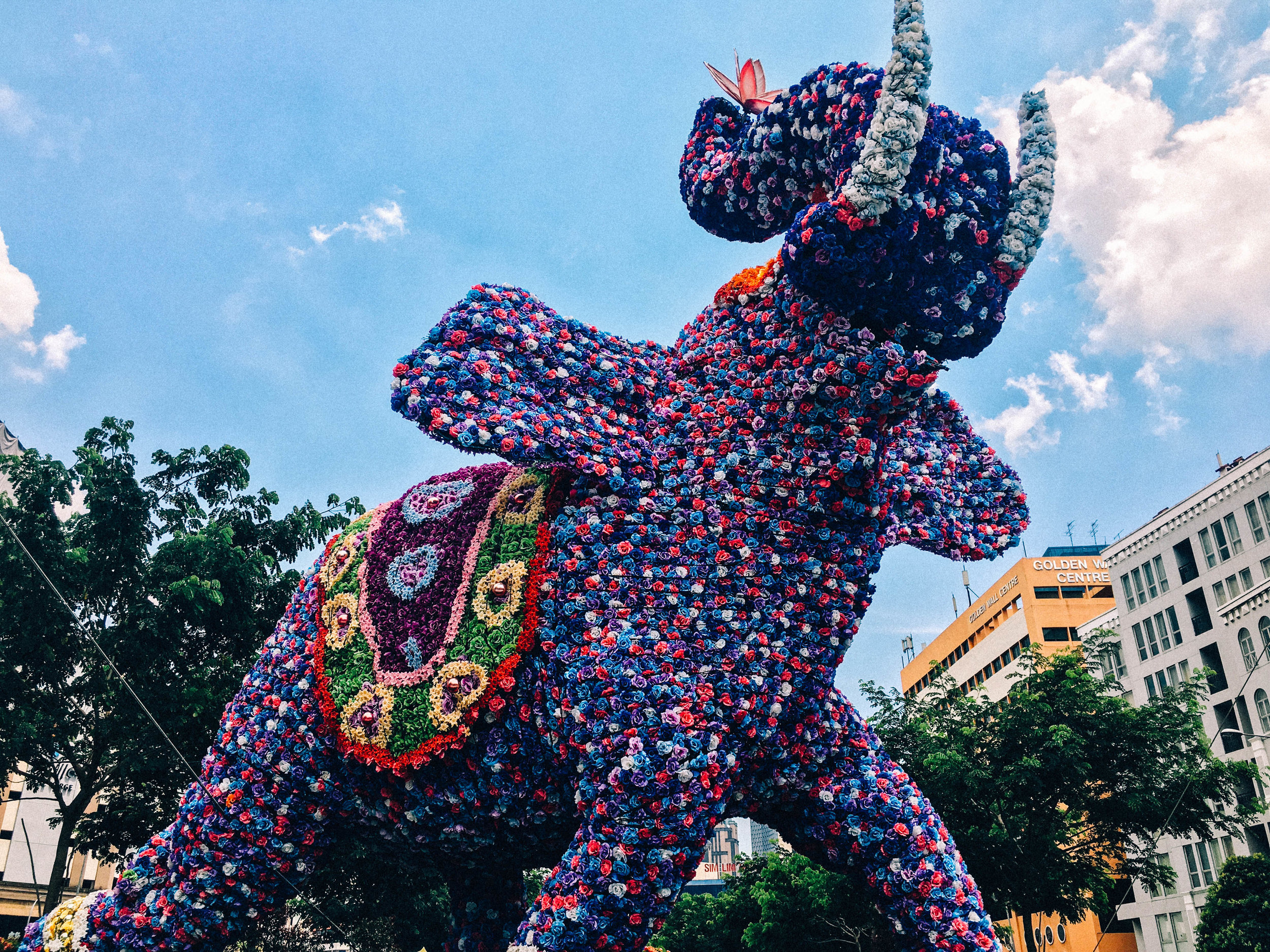 Deepavali celebrations in Little India, Singapore