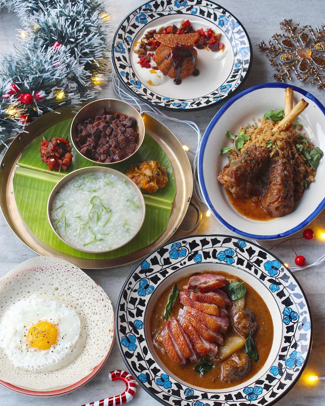 Duck curry by chef Thomas Zacharias on the secret menu at The Bombay Canteen, Mumbai
