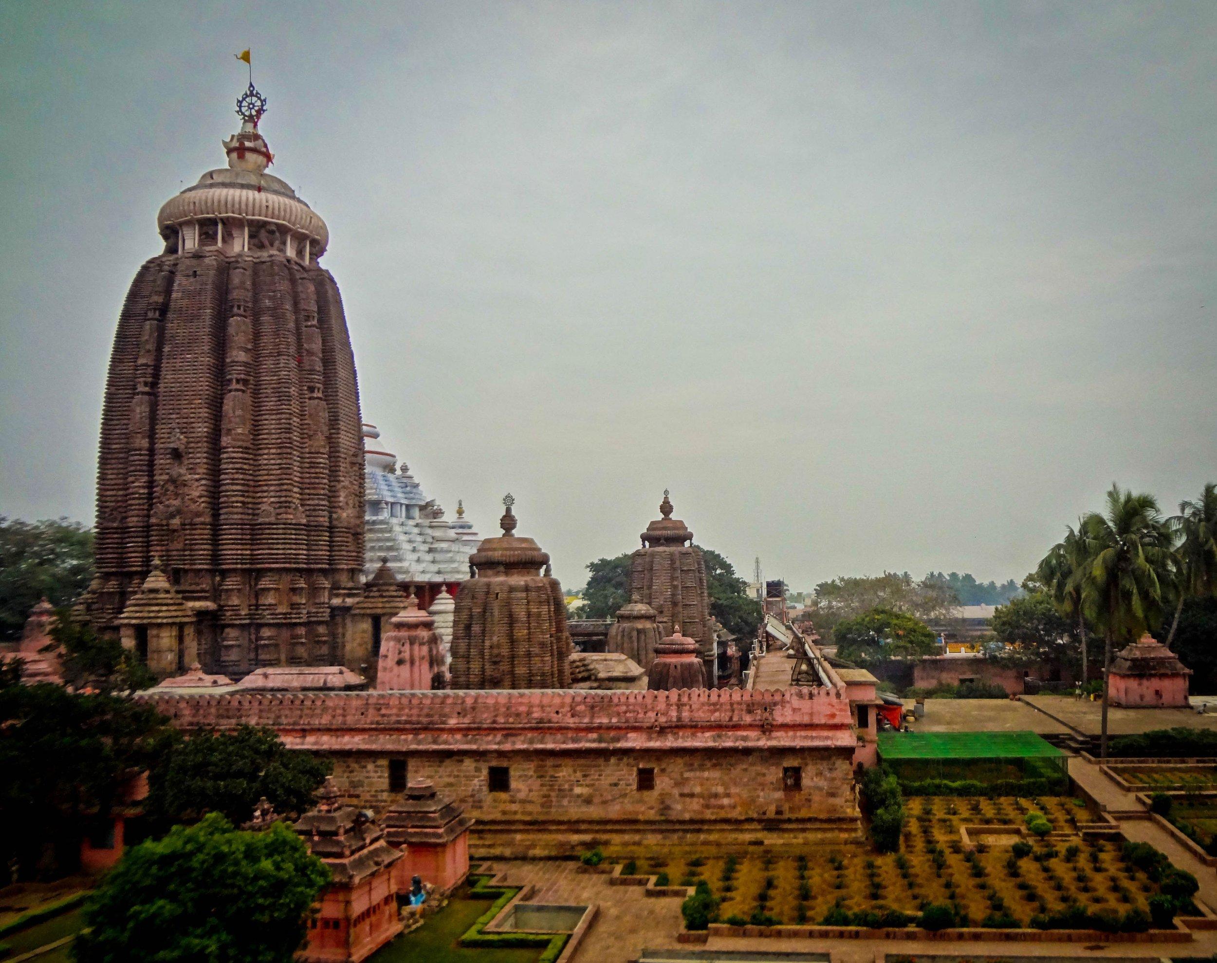 Mahaprasad at Jagannath temple, Puri, Odisha