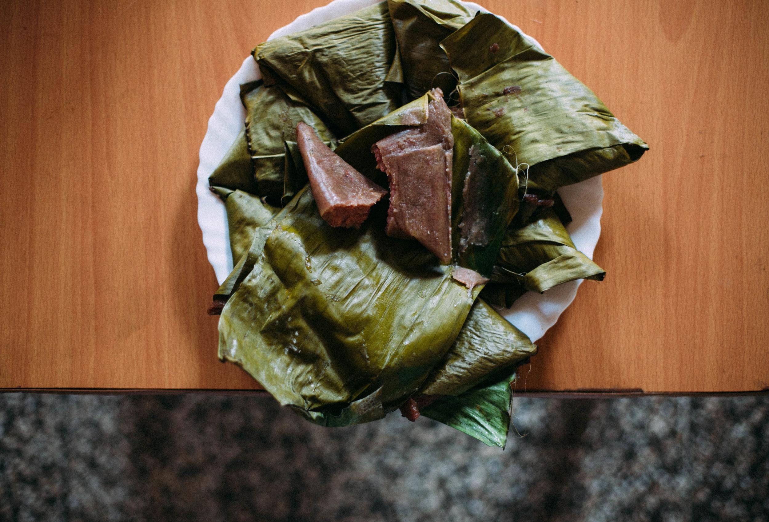 Malabari snacks at Ummi Abdulla's home in Kozhikode