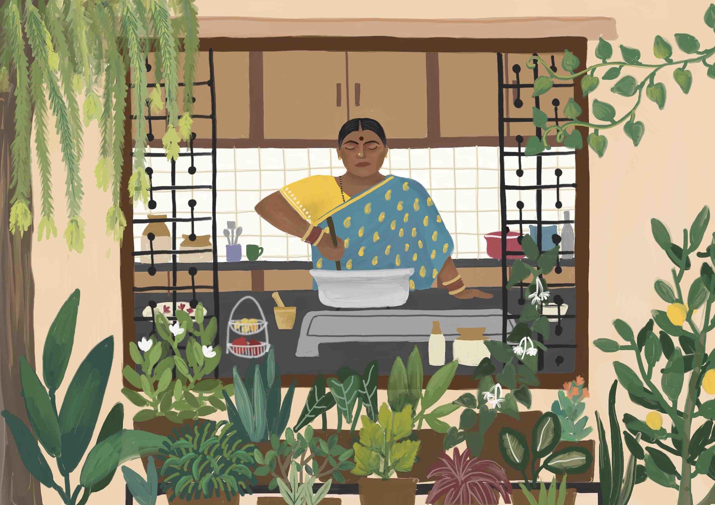 Ceylon curry recipe for #1000Kitchens | Arathy Madappa, Bangalore