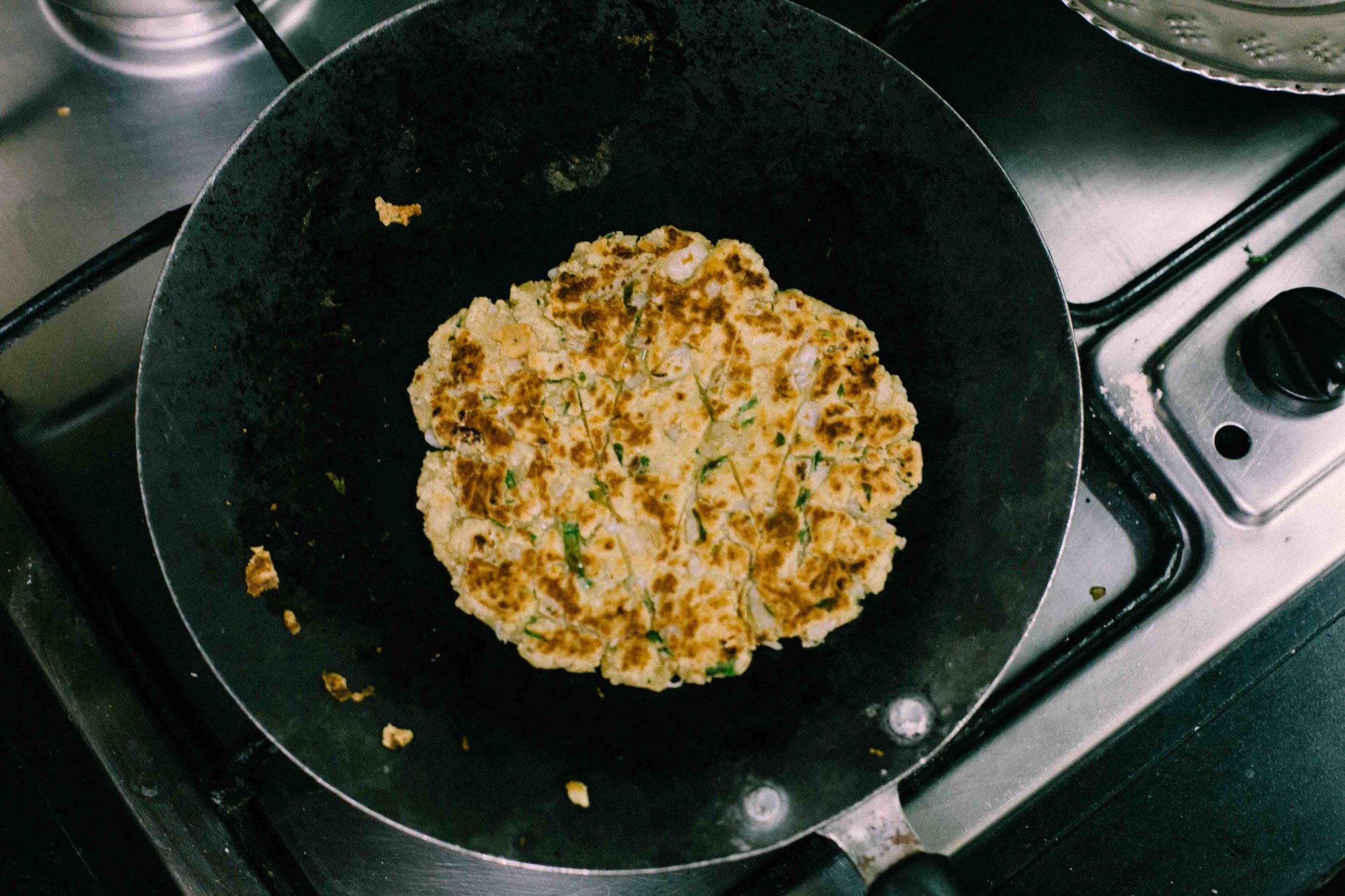 Hena Gulabani shares her recipe for koki or loli, a Sindhi flatbread
