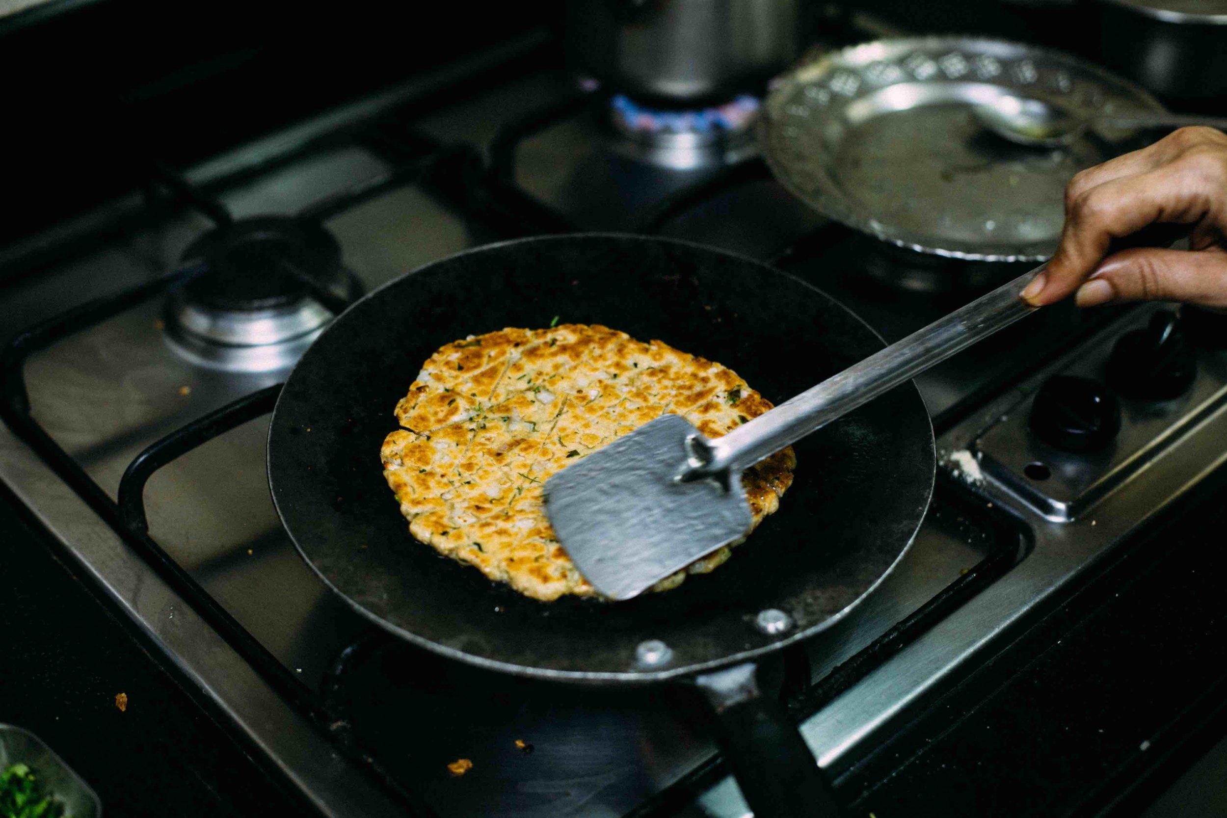 Recipe for Sindhi Koki