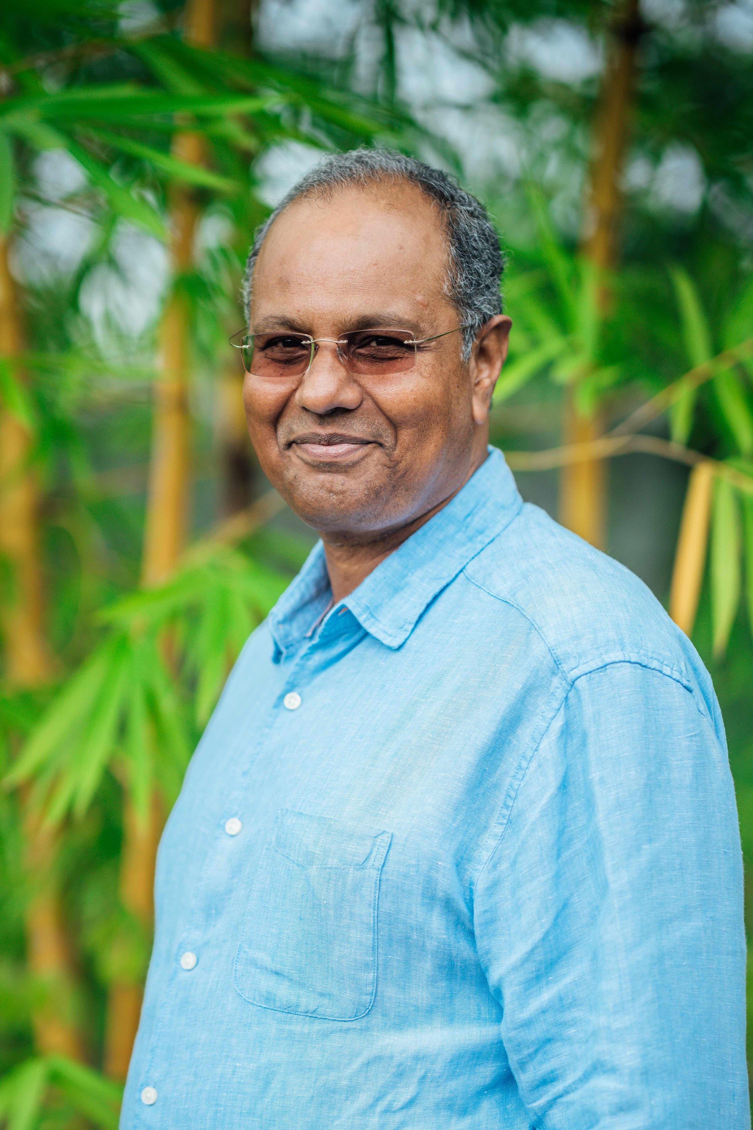 Dr. Prabhakar Rao of Hariyalee Seeds