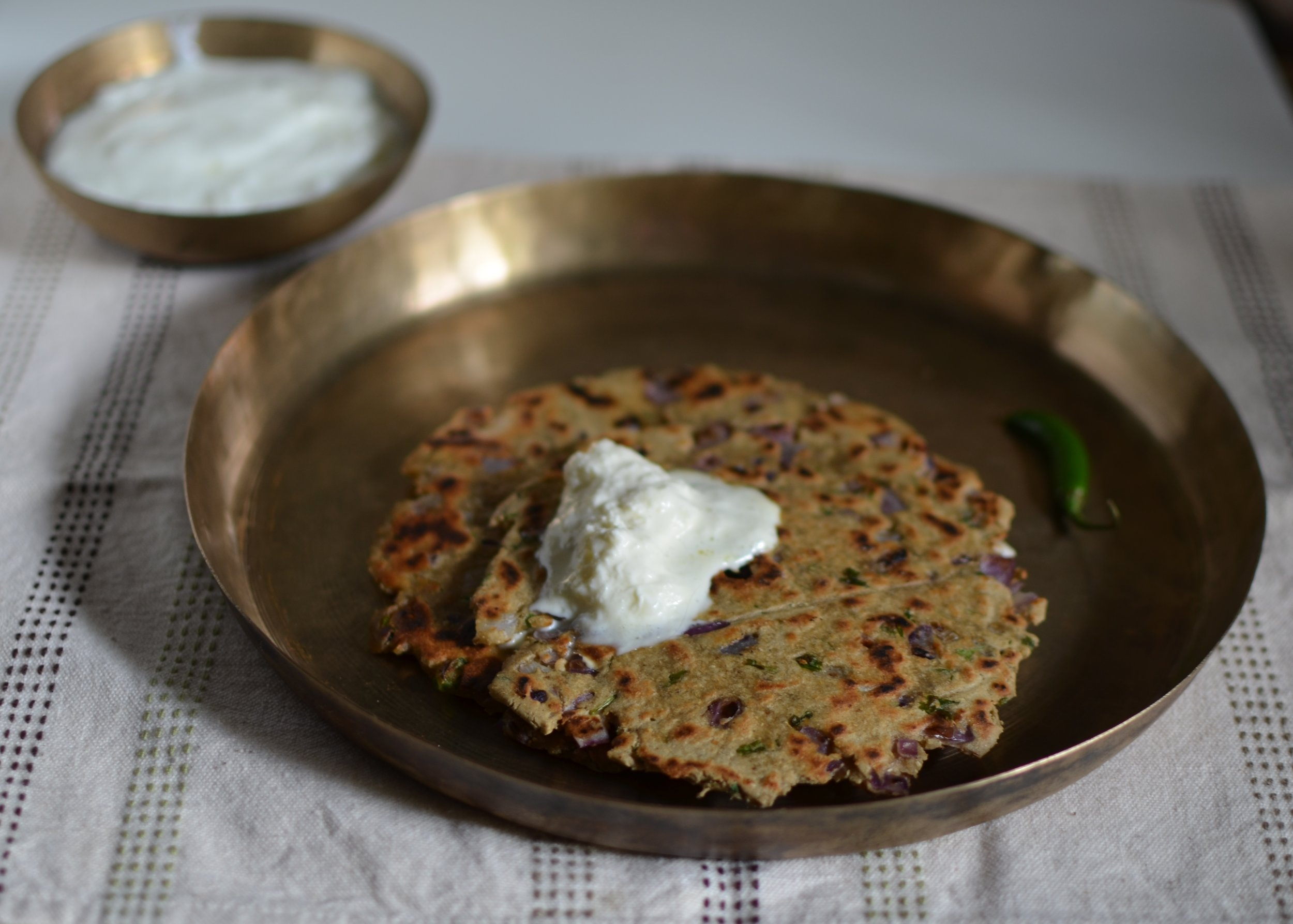maharashtrian thalipeeth recipe