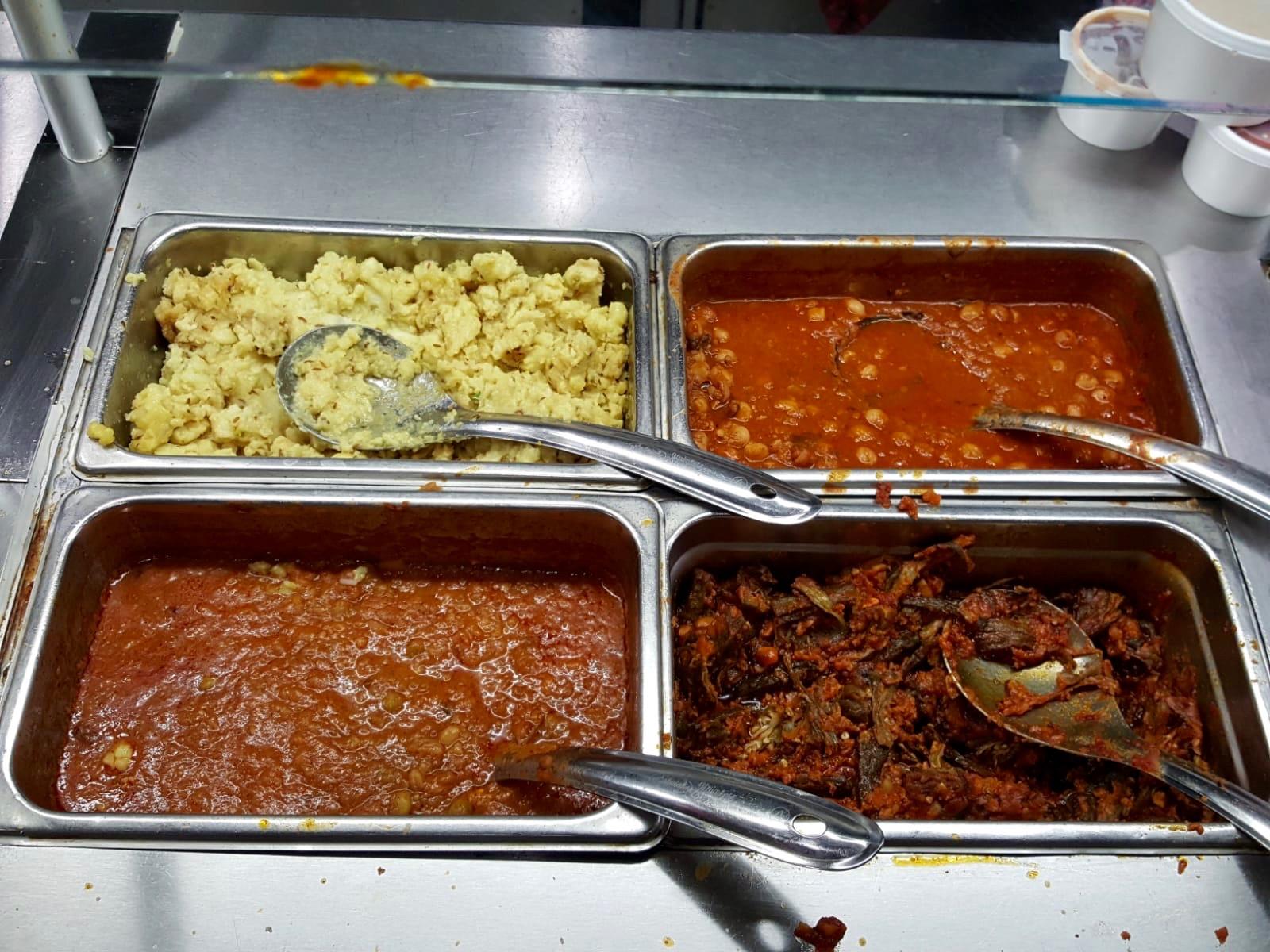 Indian canteen scarborough