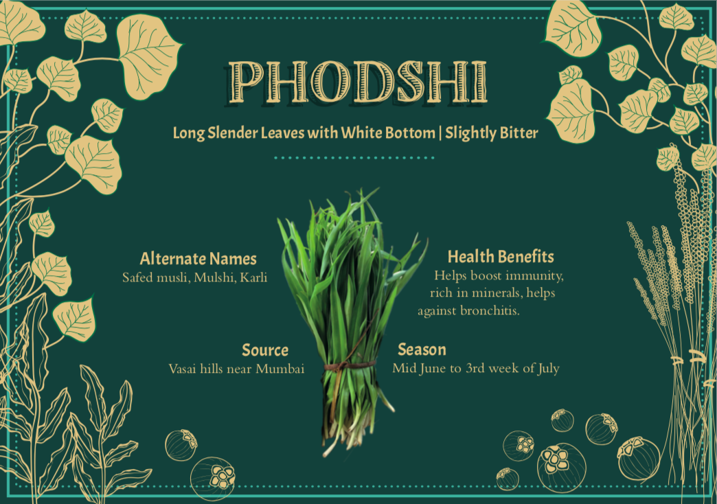 Phodshi: A Taste of the Wild