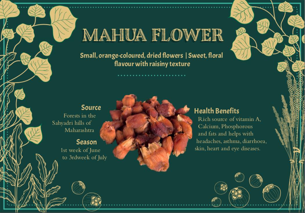 Mahua, A Taste of the Wild