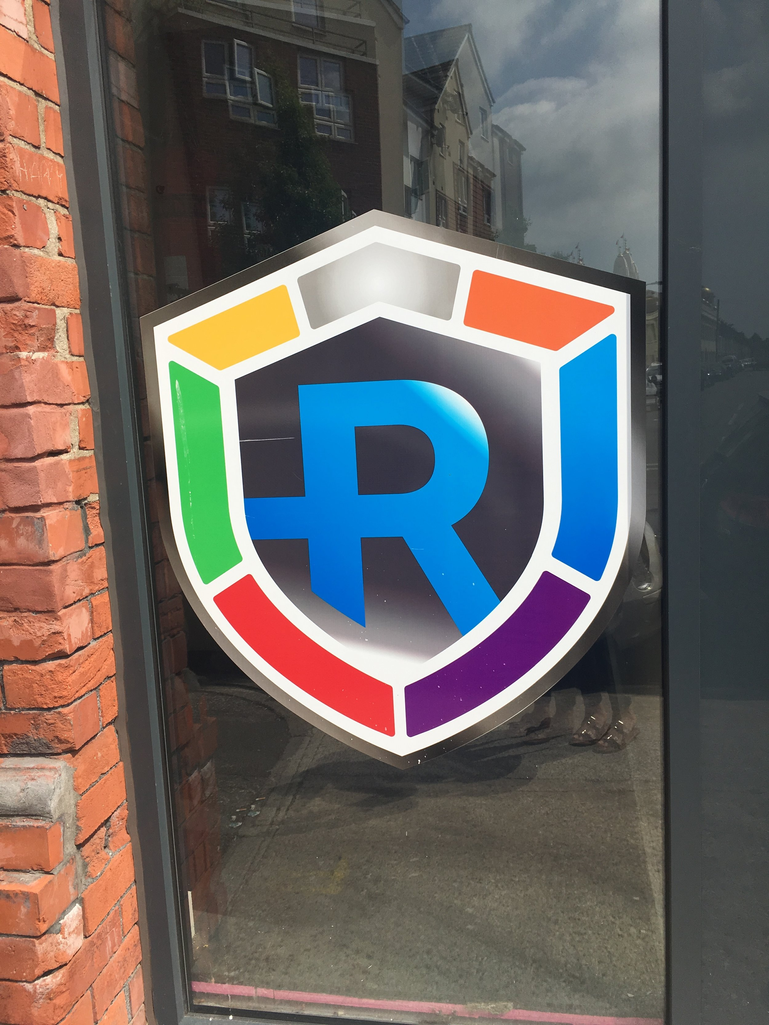 Registration - Please look for the door with the 'R' sign above, opposite Mardy Street