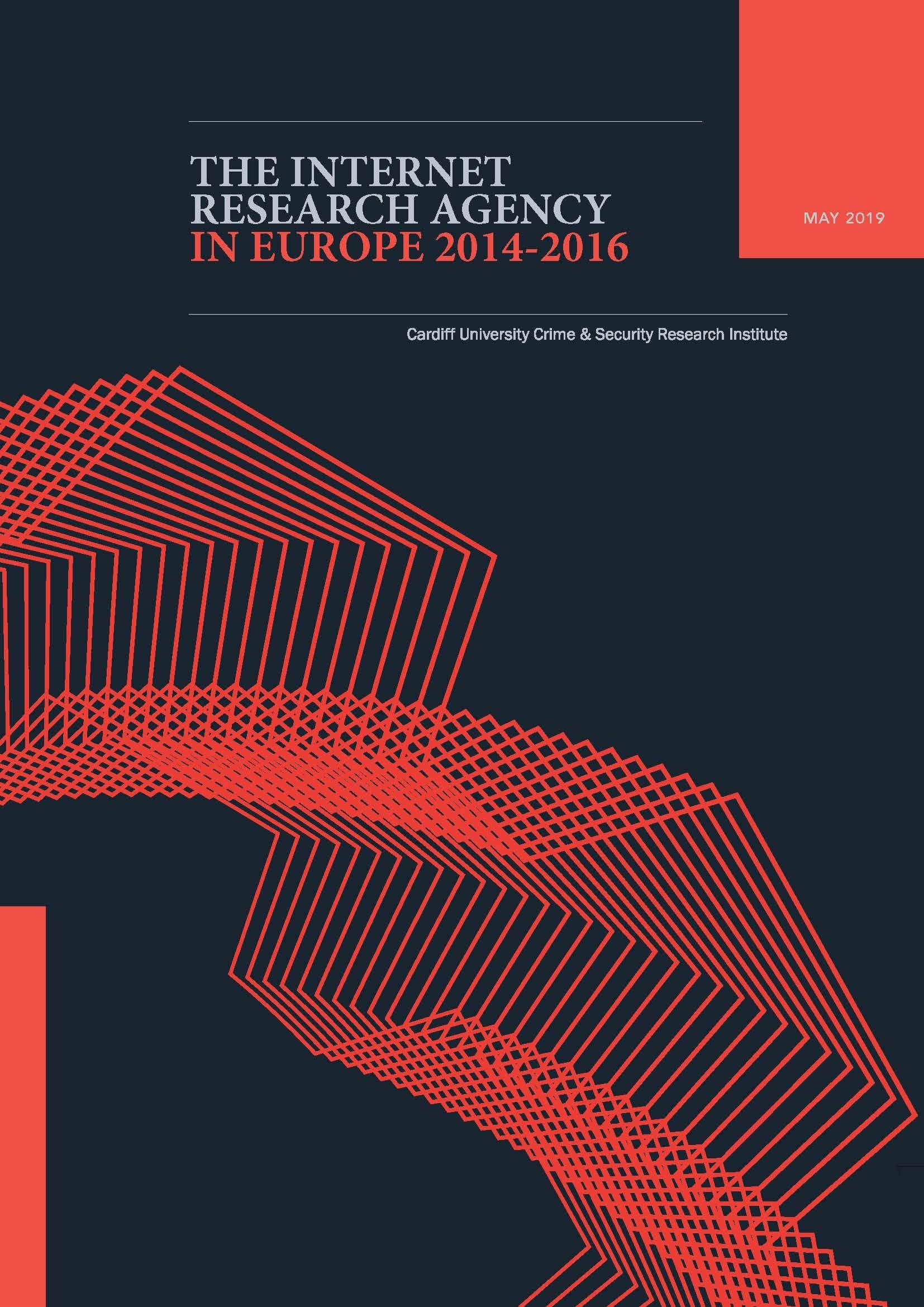 The Internet Research Agency In Europe 2014-2016 -