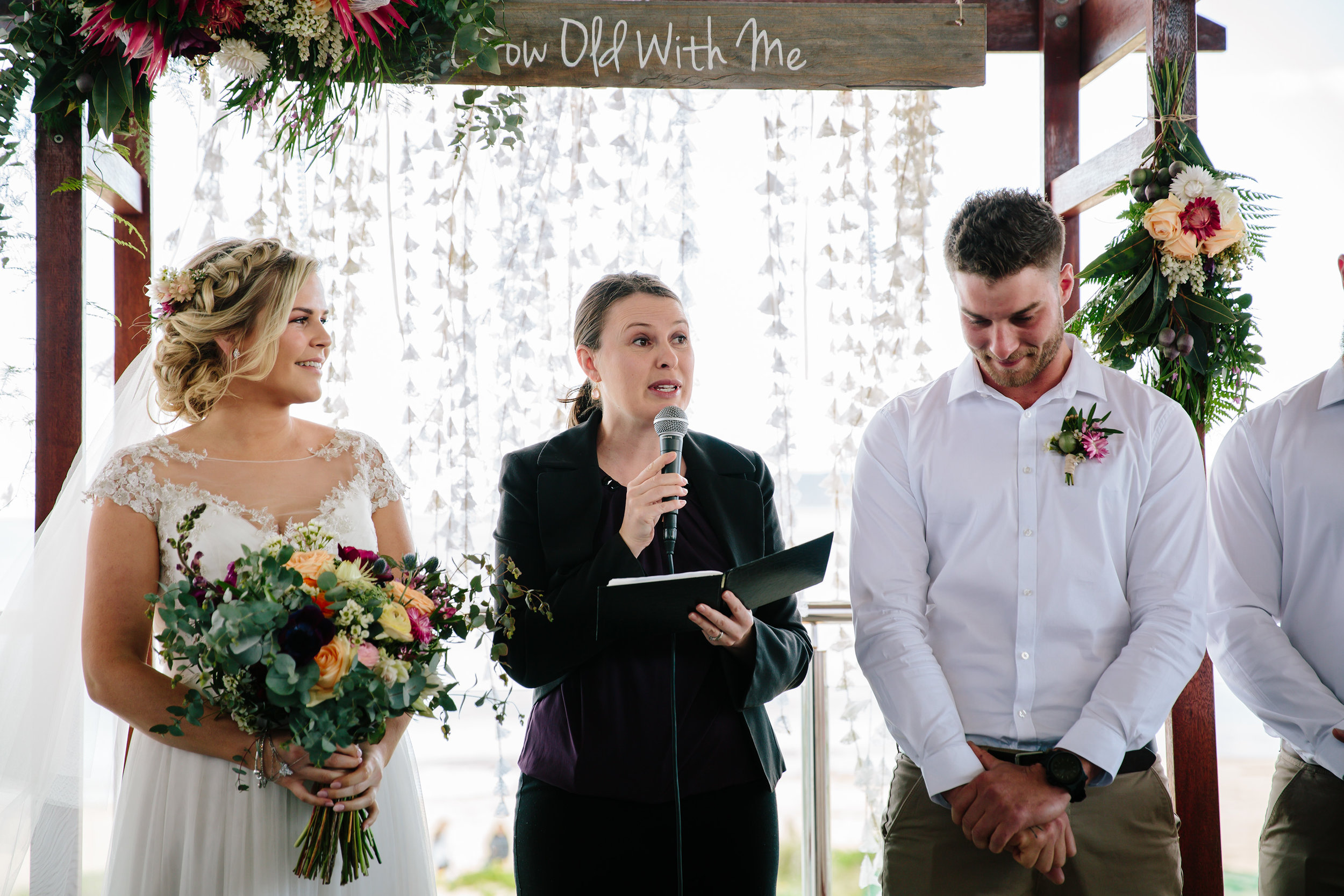 Hills District, Sydney Wedding photography - Umina surf club