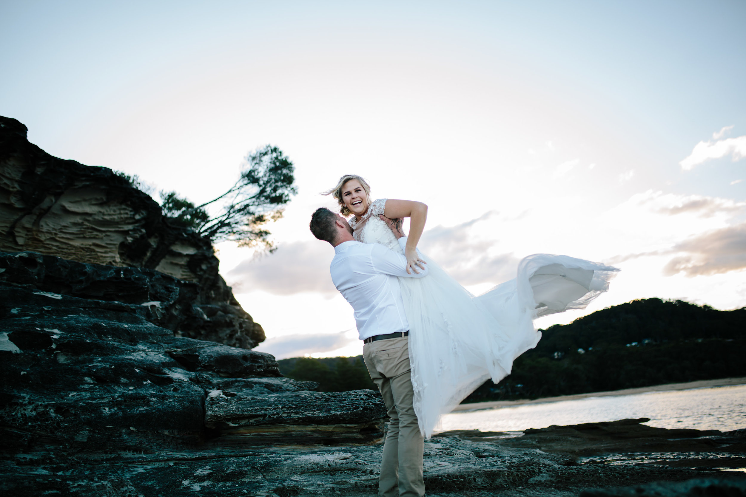 Hills District, Sydney Wedding photography - twirl