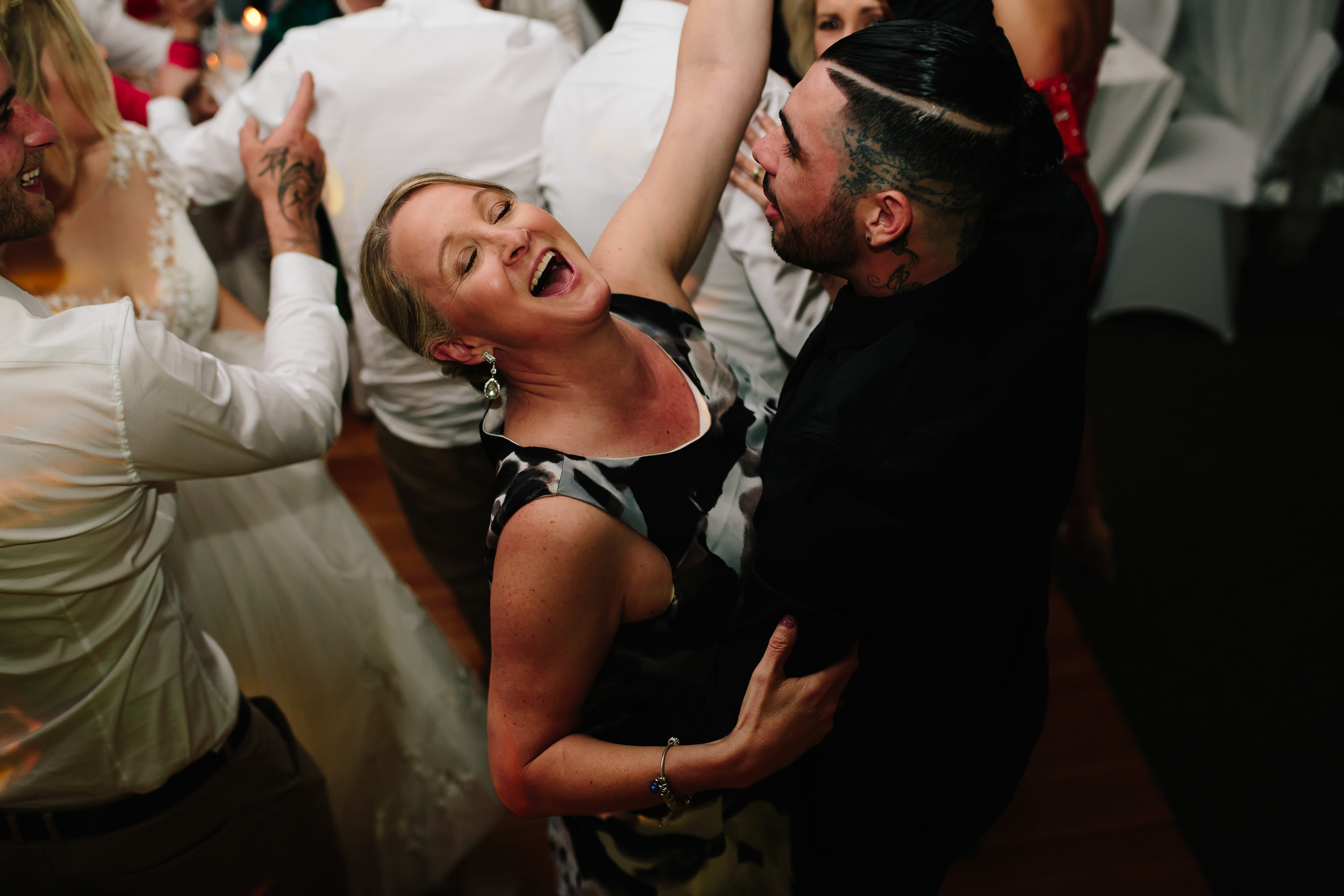 Hills District, Sydney Wedding photography - dancing