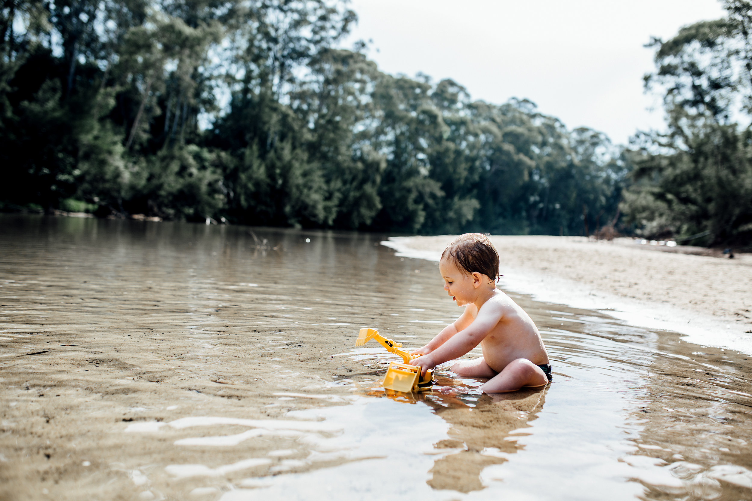 Lauren Kennedy Photographer | Boy playing