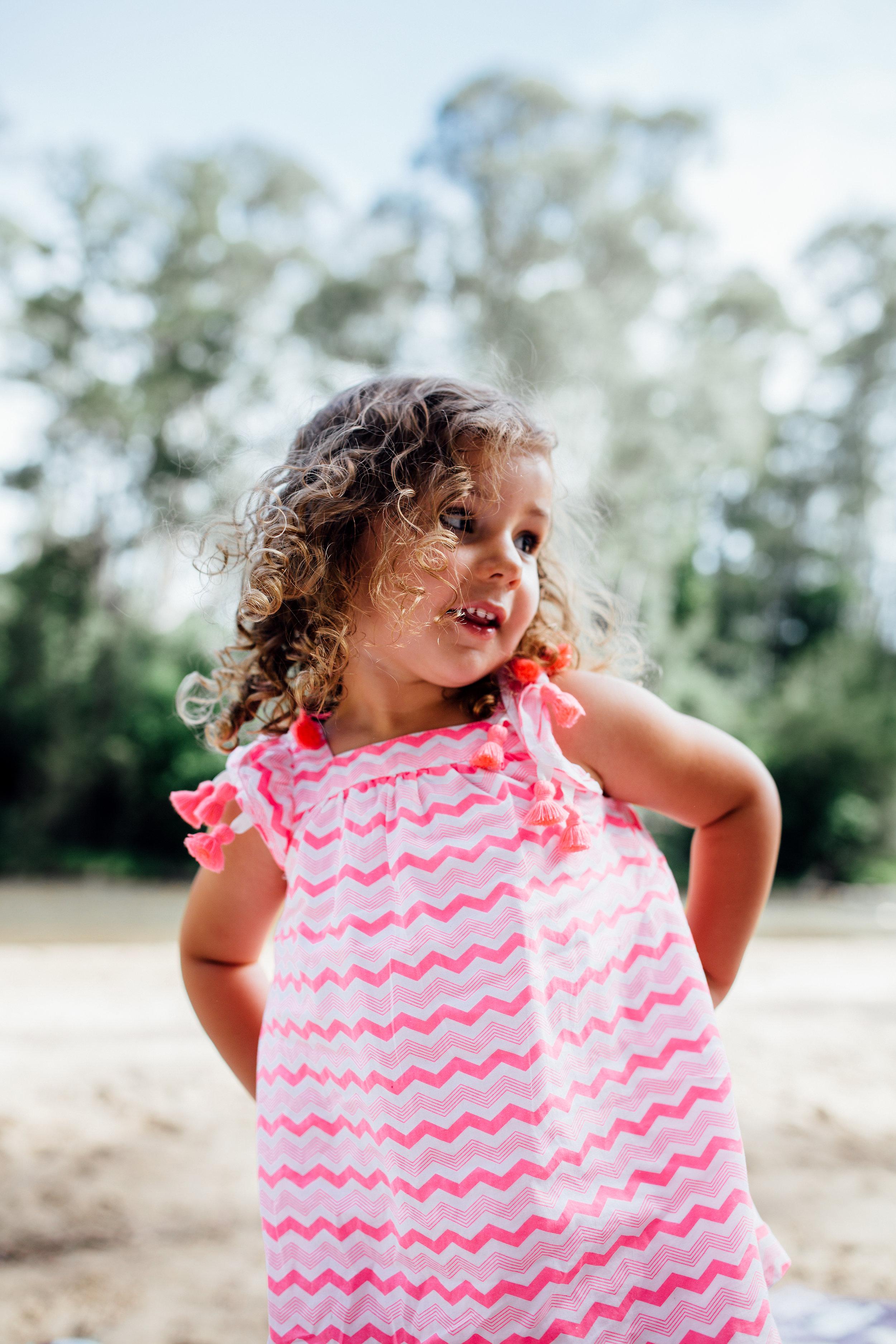 Lauren Kennedy Photographer | dancing toddler