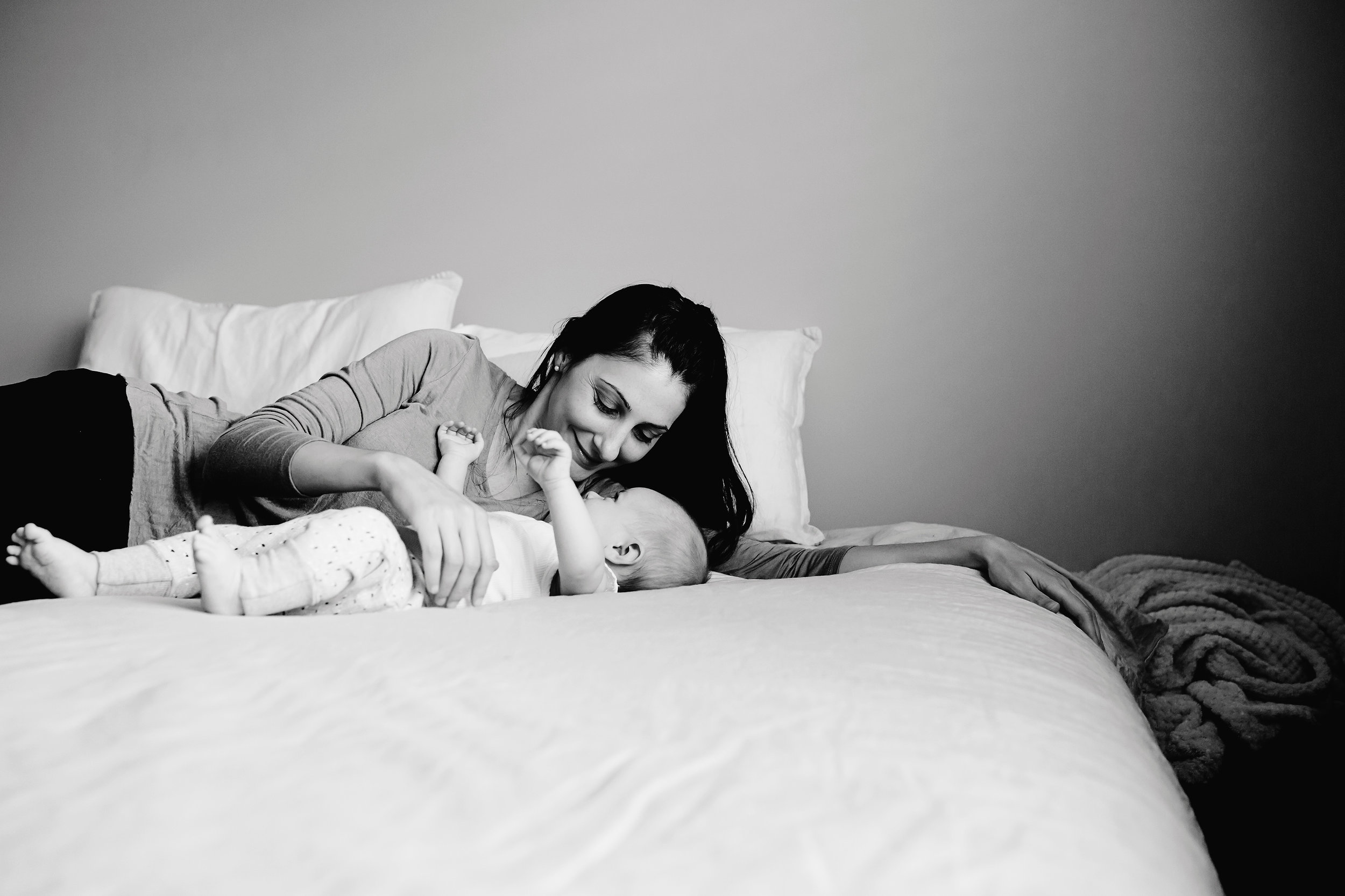 5 months baby session