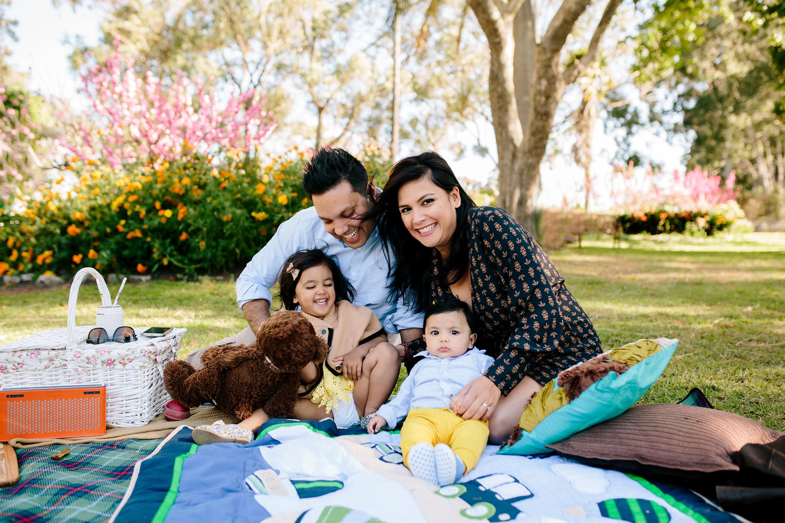 Little family parramatta park