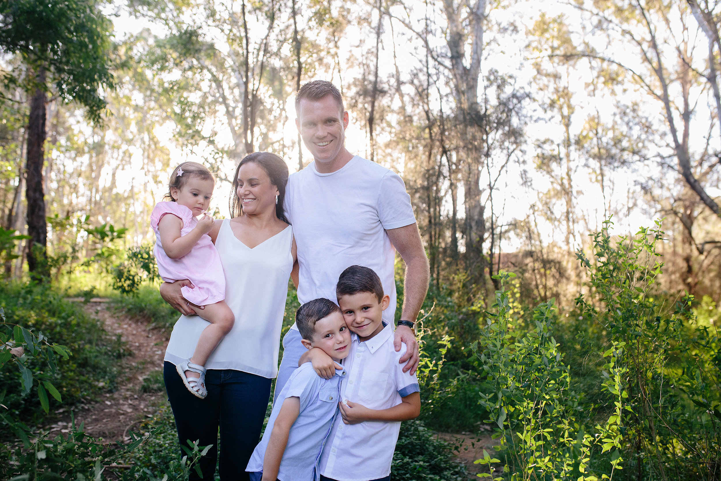 Hills District Family Photography | Lauren Kennedy Photographe